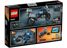 BMW R 1200 GS Adventure  (42063) - LEGO Technic
