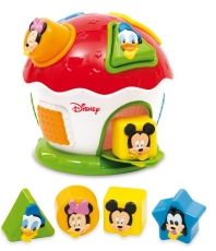 Baby Mickey - Forme şi Culori