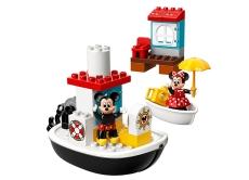 Barca lui Mickey - LEGO DUPLO (10881)