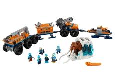 Baza mobila de explorare arctica (60195) - LEGO City