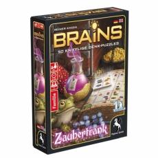 Brains - Poţiunea Magică
