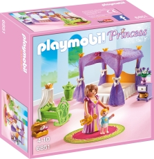 CAMERA PRINTESEI CU LEAGAN - PLAYMOBIL Princess Castle - PM6851