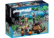 Cavaleri Lupi cu catapultă - PLAYMOBIL Knights - 6041