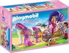 CUPLU REGAL CU TRASURA - PLAYMOBIL Princess Castle - PM6856