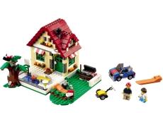Casa 3 anotimpuri (31038) - LEGO Creator