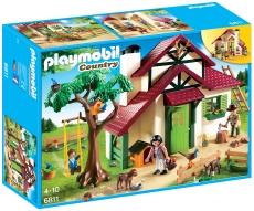 Casa Padurarului - PLAYMOBIL Forester House - PM6811