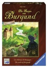 Castelele din Burgundia