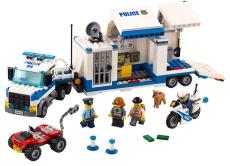 Centru de comanda mobil  (60139) - LEGO City
