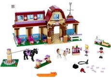 Clubul de calarie din Heartlake (41126) - LEGO Friends