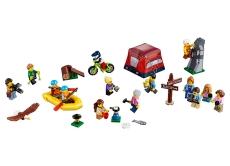 Comunitatea Orasului - Aventuri (60202) - LEGO City