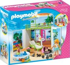 Cutie De Joacă - Vila Secretă de pe Plajă - PLAYMOBIL City - 6159