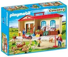 Cutie de joaca - Casuta de la tara - PLAYMOBIL Country - 4897
