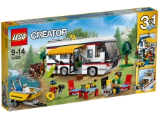Destinatii de vacanta (31052) - LEGO Creator