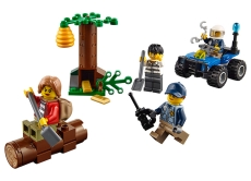 Dezertori pe munte (60171) - LEGO City