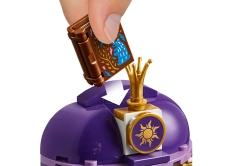 Dormitorul din castel a lui Rapunzel (41156) - LEGO Disney Princess