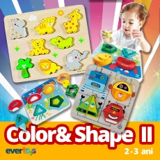 EduBox Color & Shape II