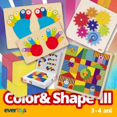 EduBox Color & Shape III