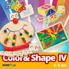 EduBox Color & Shape IV