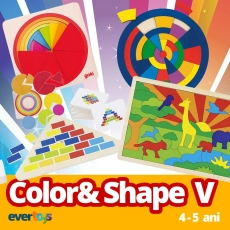 EduBox Color & Shape V