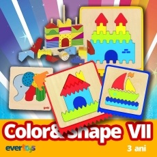 EduBox Color & Shape VII