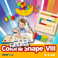 EduBox Color & Shape VIII