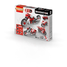 Engino Inventor - 12 modele motociclete
