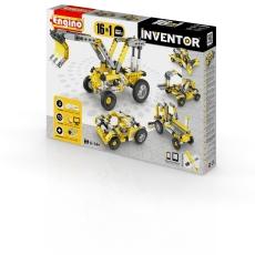 Engino Inventor - 16 modele industriale