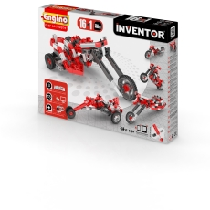 Engino INVENTOR - 16 modele motociclete