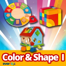 EduBox Color & Shape I
