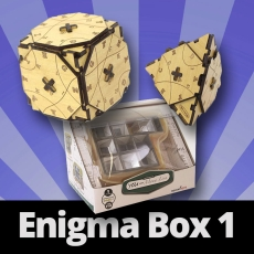Enigma Box 1 - Tetraturn, Hexaturn și Mona Lisa