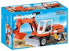 Excavator - PLAYMOBIL Construction vehicle - PM6860