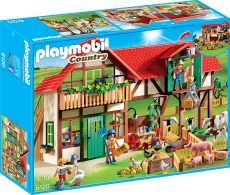 Ferma cea mare - PLAYMOBIL Country Farm - 6120