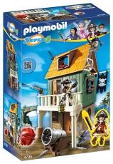Fortul de camuflaj al piraţilor  - PLAYMOBIL Super 4 - 4796