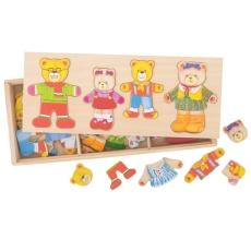 Familia Ursuletilor - Joc de potrivire