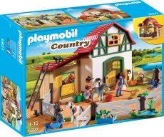 Ferma Poneilor - PLAYMOBIL Pony Farm - PM6927