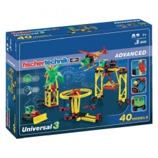 Set Ştiinţă Fischertechnik - Advanced Universal 3