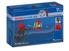 Set Ştiinţă Fischertechnik - Teleferic, Tiroliană