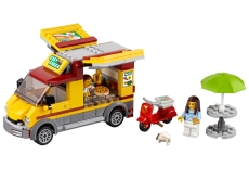 Furgoneta de pizza  (60150) - LEGO City