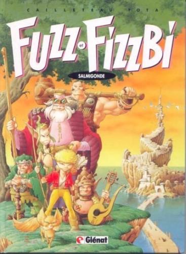 Fuzz et Fizzbi - Salmigonde - (lb. franceză)