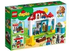 Grajdul poneilor - LEGO DUPLO (10868)