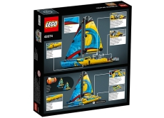 Iaht de curse (42074) - LEGO Technic