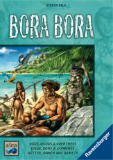 Bora Bora - Boardgame