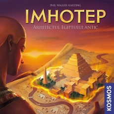 Imhotep - Boardgame