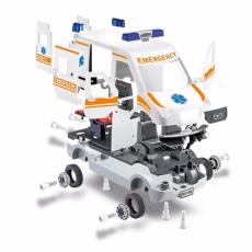 Revell Junior Kit - Ambulanţa