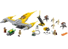Naboo Starfighter™ (75092) - LEGO Star Wars