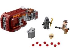 Rey's Speeder™ (75099) - LEGO Star Wars
