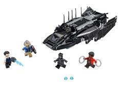 Atacul luptatorului regal (76100) - LEGO Marvel Super Heroes