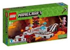 Calea Ferata Nether (21130) - LEGO Minecraft