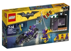 Catwoman™ si urmarirea in Catcycle (70902) - LEGO Batman Movie