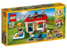 Vacanţa la Piscină (31067) - LEGO Creator